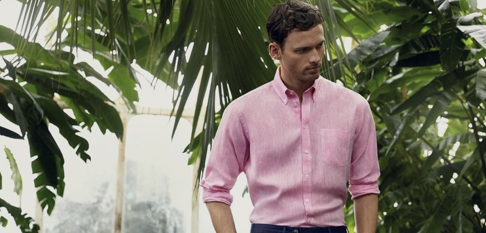 Must-Have Linen Shirts For Men To Sport This Season