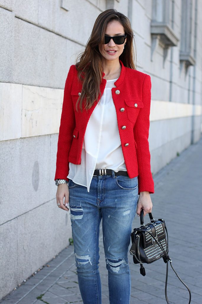What to Wear on Valentine's Day - Outfit Ideas