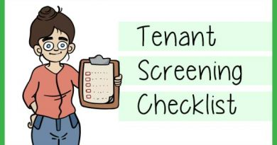 What are the factors that matter most when you do the screening of the tenants?