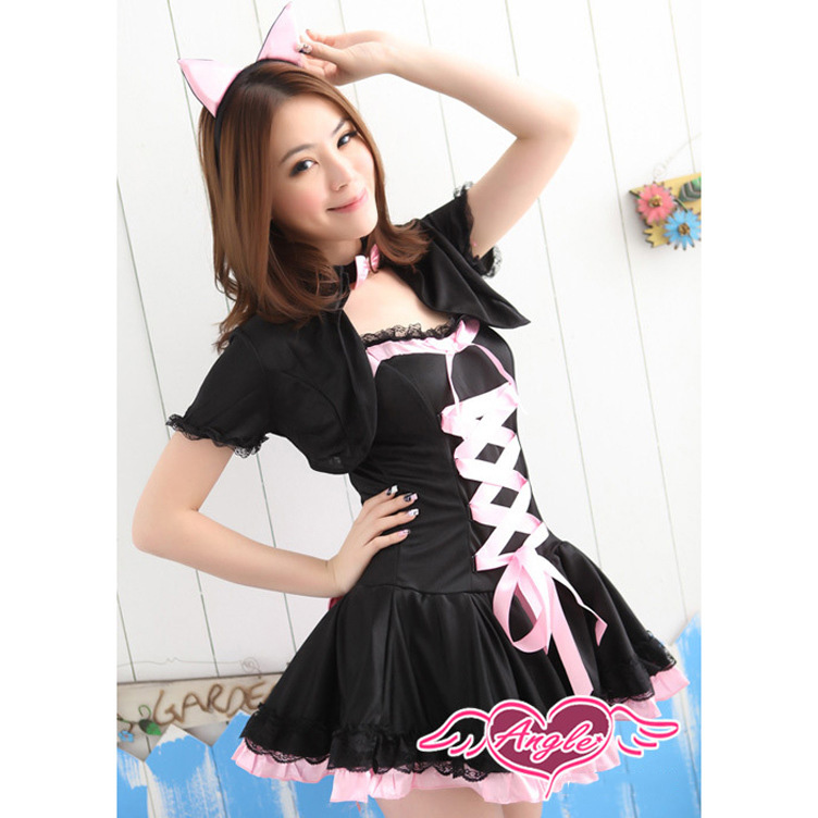 Masquerade Costume Party Cat Girl Cosplay Suit